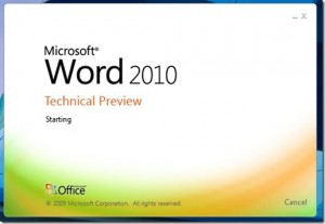 Office 2010 Beta Review