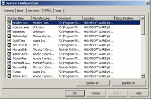 Q&A Monday: Disable Programs that Start with Windows