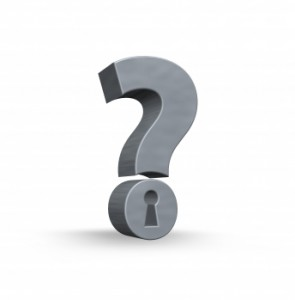 Q&A Monday:  Security Question Safety?